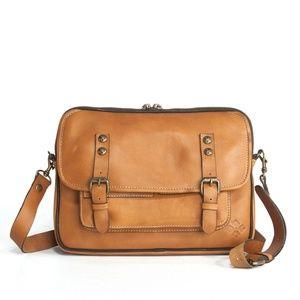 Patricia Nash Leon Convertible Crossbody Bag